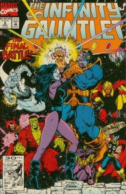 Le Gant de l'Infini # 6 Issues V1 (1991)