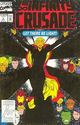 La Croisade de l'Infini # 1 Issues (1993)