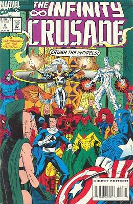 La Croisade de l'Infini # 2 Issues (1993)