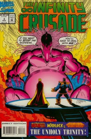 La Croisade de l'Infini # 3 Issues (1993)