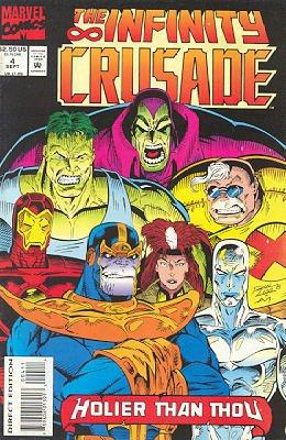 La Croisade de l'Infini # 4 Issues (1993)