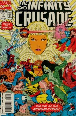 La Croisade de l'Infini # 5 Issues (1993)