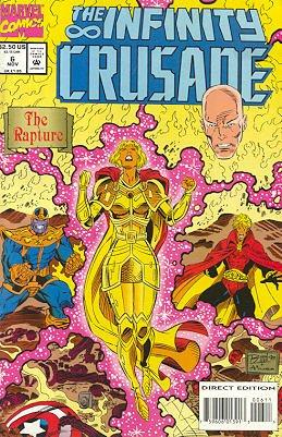 La Croisade de l'Infini # 6 Issues (1993)