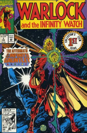 Warlock And The Infinity Watch # 1 Issues (1992 - 1995)