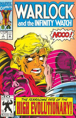 Warlock And The Infinity Watch # 3 Issues (1992 - 1995)