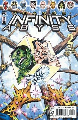 Thanos - Le gouffre de l'infini # 2 Issues