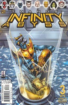 Thanos - Le gouffre de l'infini # 3 Issues