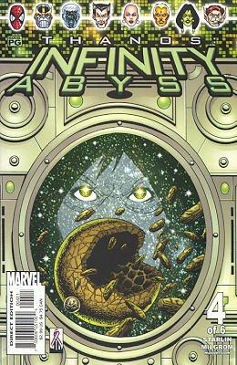 Thanos - Le gouffre de l'infini # 4 Issues