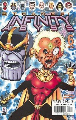 Thanos - Le gouffre de l'infini # 6 Issues