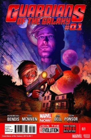 Les Gardiens de la Galaxie # 0.1 Issues V3 (2012 - 2015)