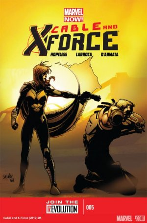 Cable and X-Force # 5 Issues (2012 - 2014)