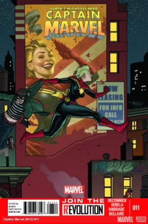 Captain Marvel # 11