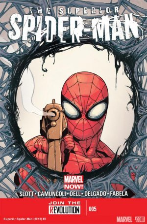 The Superior Spider-Man # 5 Issues V1 (2013 - 2014)