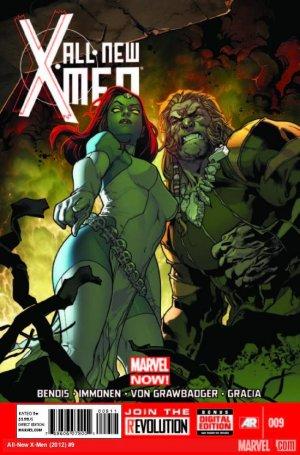 All-New X-Men # 9 Issues V1 (2012 - 2015)