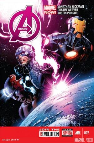 Avengers # 7 Issues V5 (2012 - 2015)