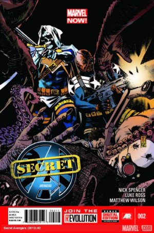 Secret Avengers # 2 Issues V2 (2013 - 2014)