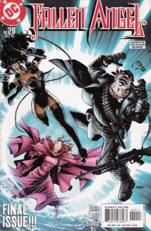 Fallen Angel # 20 Issues V1 (2003 - 2005)