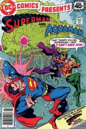 DC Comics presents 5 - The War Of The Undersea Cities!