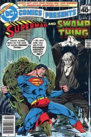 DC Comics presents 8 - The Sixty Deaths Of Solomon Grundy!