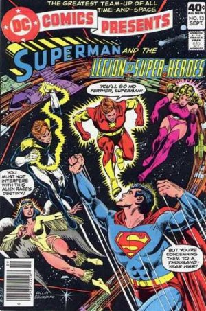 DC Comics presents # 13 Issues V1 (1978 - 1986)