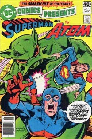 DC Comics presents 15 - Plight Of The Giant Atom!
