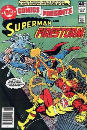 DC Comics presents 17 - The Ice Slaves Of Killer Frost!