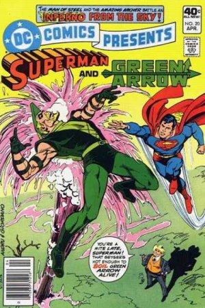 DC Comics presents # 20 Issues V1 (1978 - 1986)