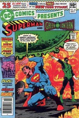 DC Comics presents 26 - Between Friend And Foe