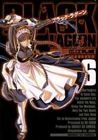 couverture, jaquette Black Lagoon 6  (Shogakukan)
