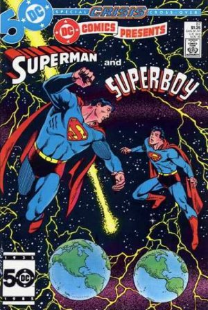 DC Comics presents 86 - Into The Valley Of The Shadow...!