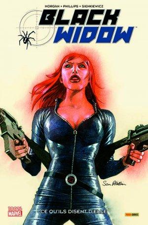 Black Widow - Ce qu'ils disent d'elle édition TPB Softcover (souple)