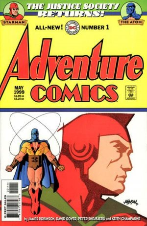 Adventure Comics édition Issues V2 (1999)
