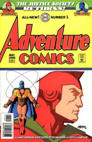 Adventure Comics édition Issues V2 (1999)