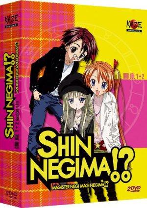 Shin Negima !? édition SIMPLE  -  VO/VF