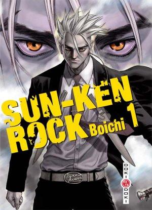 Sun-Ken Rock édition Française