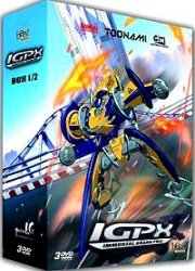 IGPX - Immortal Grand Prix édition PACK