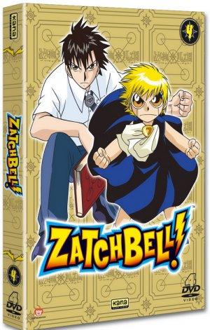 Zatch Bell COFFRET  -  VO/VF 4 Série TV animée
