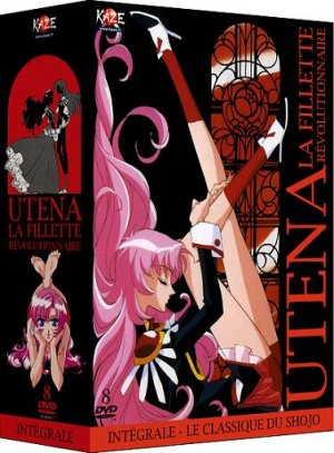 Utena, La Fillette Revolutionnaire édition INTEGRALE  -  VOSTF