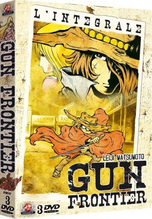 Gun Frontier édition SIMPLE  -  VO/VF