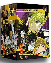 Get Backers édition COFFRET - VOSTF
