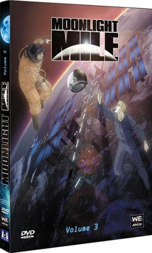 Moonlight Mile UNITE  -  VO/VF 3 Série TV animée