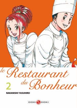 Le Restaurant du Bonheur T.2