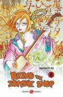 Reiko the Zombie Shop T.8