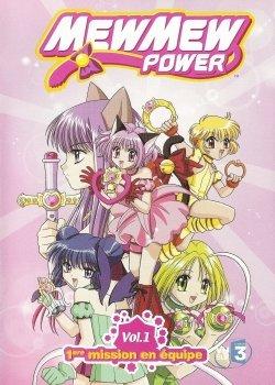 Tokyo Mew Mew - Saison 1 STANDARD  -  VOSTF 1 Série TV animée