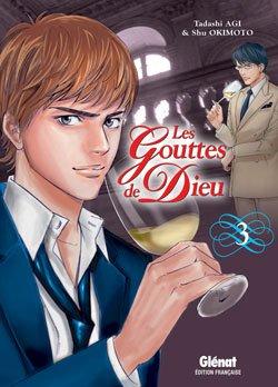 couverture, jaquette Les Gouttes de Dieu 3  (Glénat Manga)