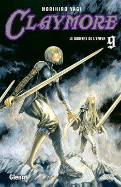 couverture, jaquette Claymore 9  (Glénat Manga)