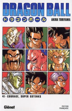 couverture, jaquette Dragon Ball 41 Édition originale - Simple  (Glénat Manga)