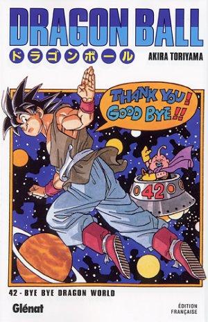 couverture, jaquette Dragon Ball 42 Édition originale - Simple  (Glénat Manga)