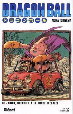 couverture, jaquette Dragon Ball 39 Édition originale - Simple  (Glénat Manga)