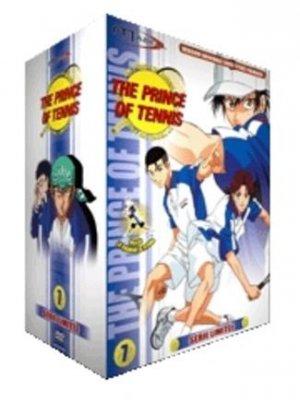 Prince of Tennis édition COFFRET et FIGURINE